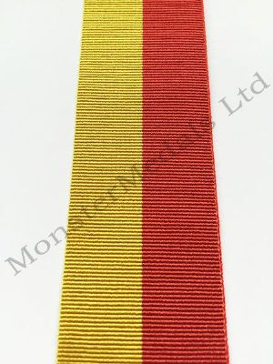 East and Central Africa Medal Full Size Medal Ribbon